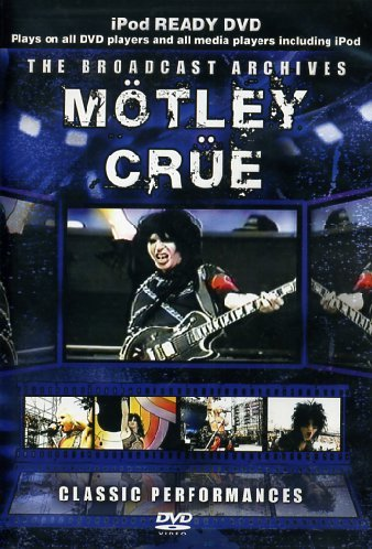 Motley Crue - The Broadcast Archives