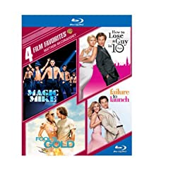 4 Film Favorites: Matthew Mcconaughey [Blu-ray]