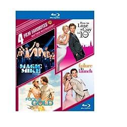 4 Film Favorites: Matthew Mcconaughey [Blu-ray]