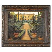 Uttermost Garden Manor Framed Art