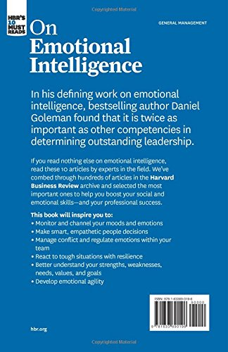 what makes a leader daniel goleman In this article daniel goleman discusses the importance of emotional intelligence in leaders his question: what makes a good leader his answer: someone who attains the emotional intelligence.