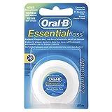 Oral-B Essentialfloss Zahnseide gewachst, 1 Stück, 50 m