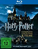 DVD - Harry Potter - Complete Collection [Blu-ray]