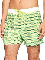 C.P.M. Short de Baño 3R51667 (Verde)