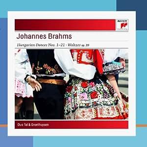 Brahms: Ungarische Tänze 1-21, Walzer op.39