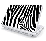 "15.6"" & 17"" Universal Laptop Skin - Zebra Print"