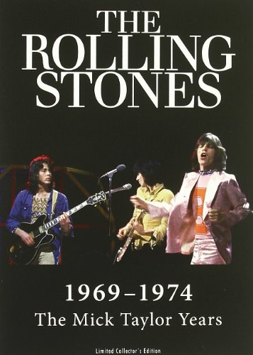 1969-1974: The Mick Taylor Years [DVD] [Import]