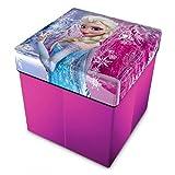Disney Frozen Sitzhocker Die Eiskönigin Spielzeugkiste Elsa Aufbewahrungsbox Hocker Kiste