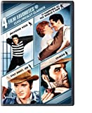 Cover art for  Elvis Presley Classics: 4 Film Favorites (Jailhouse Rock / It Happened at the World's Fair / Stay Away Joe / Charro)