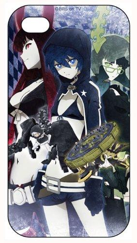 TVアニメ ブラック★ロックシューター iPhone4Sケース C