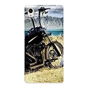 Chopper Back Case Cover for Sony Xperia M4