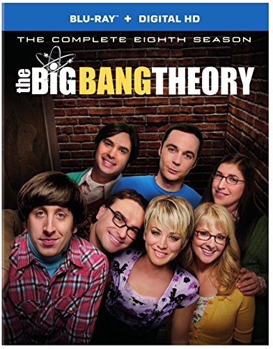 Big Bang Theory: Season 8 Blu-ray