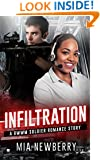 Infiltration: A BWWM BBW Military Romance Story