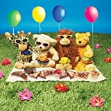 Teddy Bears' Picnic Birthday Card