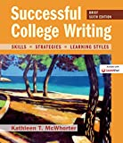 img - for Successful College Writing, Brief Edition: Skills, Strategies, Learning Styles book / textbook / text book