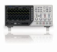 New Arrival! Hantek 4CH 70MHz MSO5074FG Mixed Singal Oscilloscope with 8 Channels Logic Analyzer & 25MHz Arbitray Waveform Generator