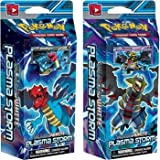 BOTH PLASMA STORM DECKS: Pokemon Black & White 8 Series Theme Decks: Plasma Shadow & Plasma Claw. PREORDER: SHIPS FEBRUARY 6