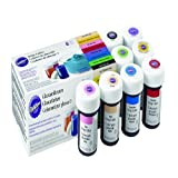 "Wilton ""EU"" 8 Icing Colors Set"
