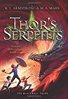 Thor's Serpents (Blackwell Pages)