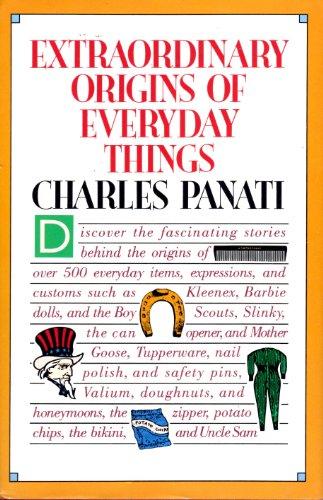 Panati's Extraordinary Origins of Everyday Things PDF