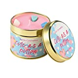 Bomb Cosmetics Cute as a Button Tinned Candle