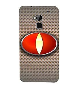 PrintVisa Modern Art Eye 3D Hard Polycarbonate Designer Back Case Cover for HTC One Max