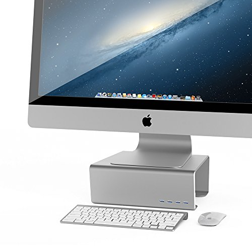 Satechi Premium Aluminum Monitor Stand V1