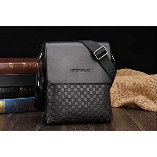 New Small Leather Men Bag Men Messenger Bag Shoulder Bag