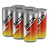 RAIZIN(ライジン) 6Rise↑スマートパック 185ml×6本