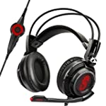 Etekcity Scroll Gaming Headset (H7PX+...