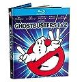 Ghostbusters / Ghostbusters II 4-K Mastered (Bilingual) [Blu-ray + UltraViolet]