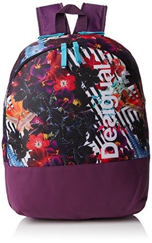DesigualBols A - Zaino donna , Viola (Purple (Flox)),