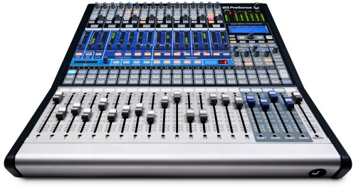 PreSonus StudioLive 16.4.2 16-Channel Digital Mixer w/ FireWire I/O