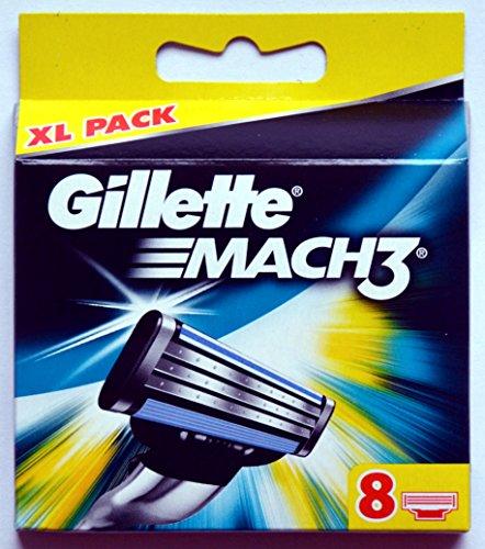 sistema-gillette-mach3-blade-adatto-per-mach3-rasoio-8-ore