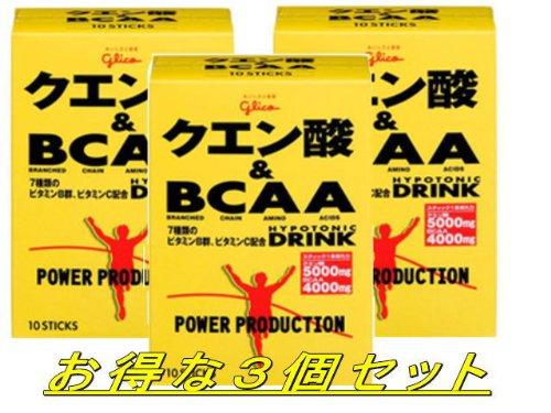 グリコ クエン酸&BCAA G70782