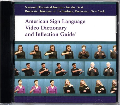 American Sign Language Video Dictionary and Inflection...