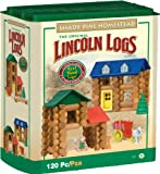 Lincoln-Logs-Shady-Pine-Homestead-120-Pc
