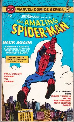 Sale alerts for Pocket Books The Amazing Spider-Man #2 - Covvet