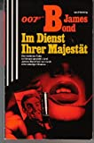 007 James Bond Im Dienste Ihrer Majestat/in Her Majesty's Service (German Edition) (3502559295) by Ian Fleming