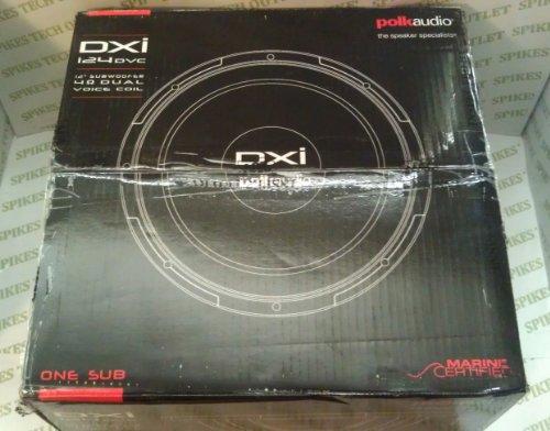 Polk Audio Dxi 124 Svc 12 Inch Subwoofer