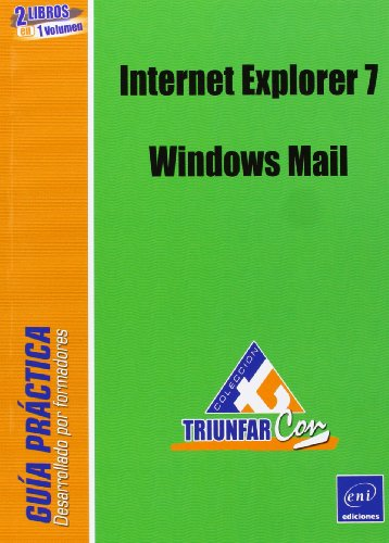 INTERNET EXPLORER 7 Y WINDOWS MAIL