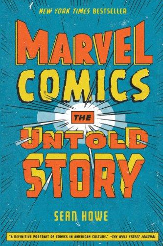 Marvel Comics: The Untold Story (Comics Books Marvel compare prices)