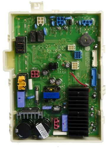 Lg Electronics 6871Er1078T Washing Machine Main Pcb Assembly front-608856