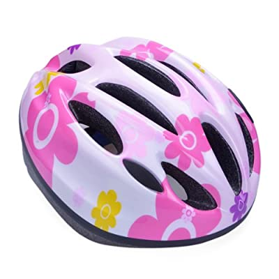 Childrens Kids Bike BMX Cycle Micro Stunt Scooter Skate Helmet Sports Girls Boys,size50-60cm by WIN-WIN