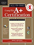 img - for CompTIA A+ Certification All-in-One Exam Guide, Seventh Edition (Exams 220-701 & 220-702) book / textbook / text book