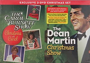 The Carol Burnett Show: Christmas with Carol and The Dean Martin Christmas Show by StarVista Time Life