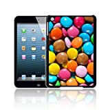 Bizebee Exclusive 'CHOCOLATE BAR, JELLYBEANS, SMARTIES, MALTESERS' Hard Protective Skin for APPLE iPad 4 Case, Cover, Protection - Fast Ship (Smarties)