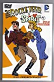 img - for Rocketeer Spirit Pulp Friction #2
