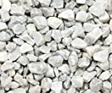 RM White Marble Chips 3Kg for Garden and lawn decoration