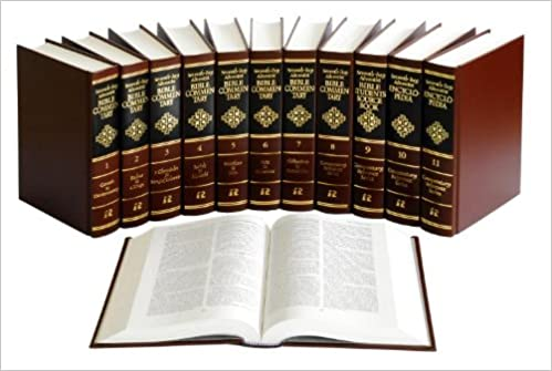 Commentariesconcordances bible resources adu resource guides at the seventh day adventist bible commentary by frandics d nichol editor fandeluxe Gallery